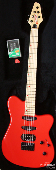 Samick Blues Saraceno TV Twenty 20 red