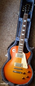 Edwards E-LP-98LTS vintage honey burst