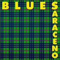 Blues Saraceno Plaid album cover art